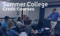 explore 6-wk credit courses