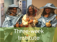 Apply to Infectious Diseases Institute